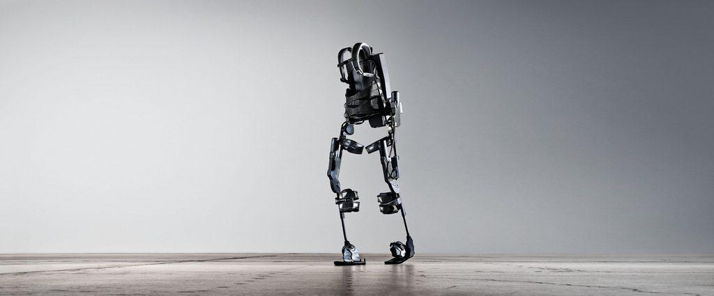 Exoesqueleto biónico